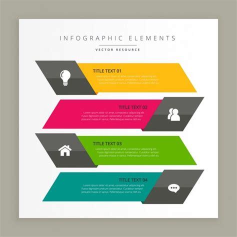 modern infographics vectors   psd files