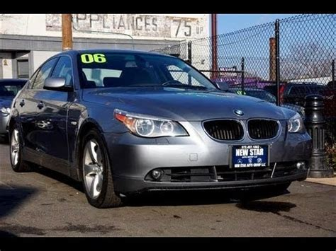 car manuals free online 2006 bmw 5 series seat position control 2006 bmw 5 series 525i sedan youtube