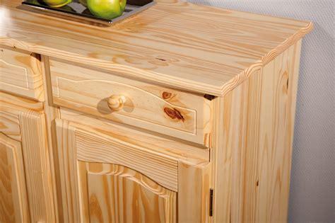 credenza pino norda credenza classica legno di pino naturale mobile