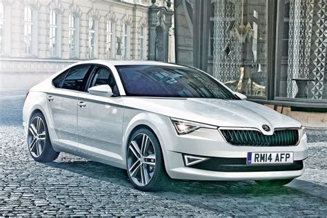 Skoda Octavia Coupe set for Geneva show   Auto Express