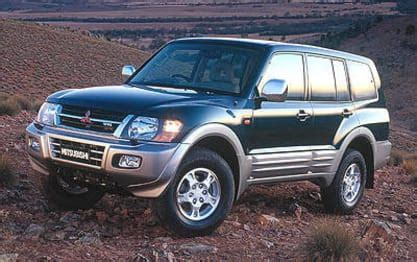 how it works cars 2001 mitsubishi pajero parental controls mitsubishi pajero 2001 price specs carsguide