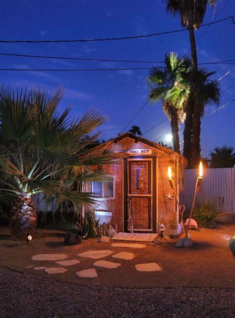 backyard hut backyard tiki hut outdoorsy stuff pinterest
