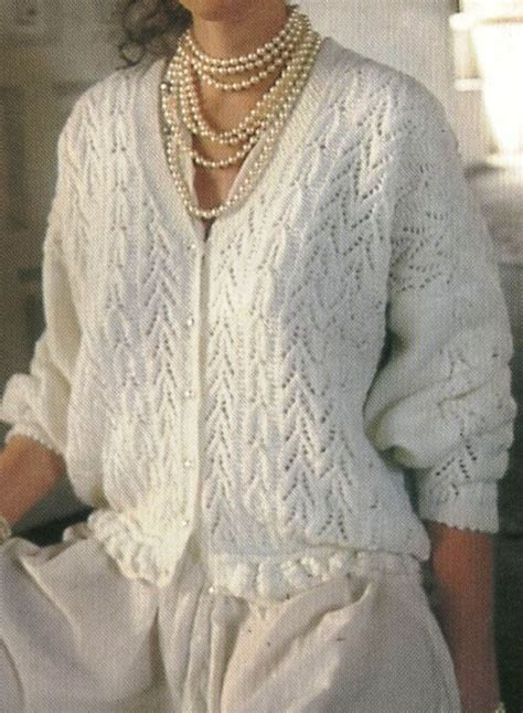 free knitting pattern cardigan sweater s cardigan knitting pattern patterns gallery