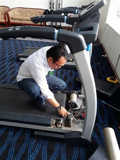 Jasa Service Alat Fitness service treadmill mandiri sport service treadmill jasa perbaikan alat fitnes atau