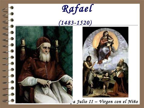 rafael retrato del papa le 243 n x con los cardenales giulio renacimiento y reforma