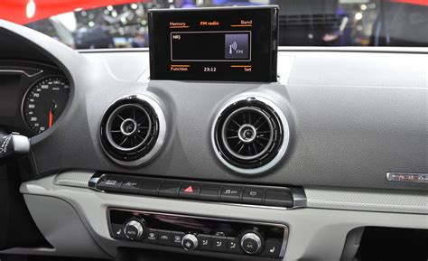 2013 Audi A3 Interior by Car And Driver