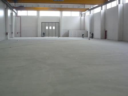 pavimento in cemento industriale pavimenti industriali in cemento dal produttore