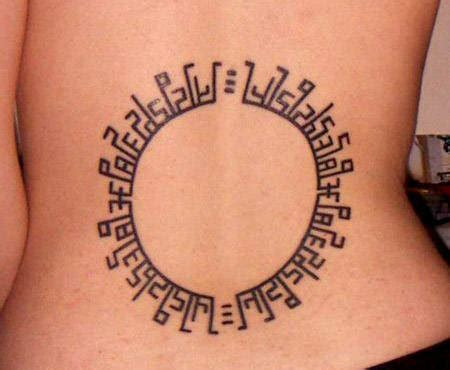 mathematical tattoos self identified math geeks awesome xcitefun net