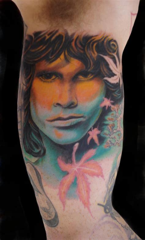jim morrison tattoos jim morrison by aenema777 on deviantart