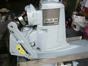 Volvo Penta Outdrive Identification C O Engineering Home