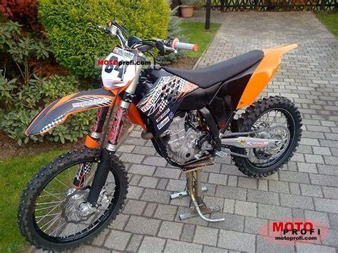 2007 Ktm 450 Sxf 2007 Ktm 450 Sx F Moto Zombdrive