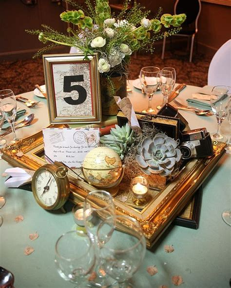 Travel Decorations by Best 25 Travel Themed Weddings Ideas On