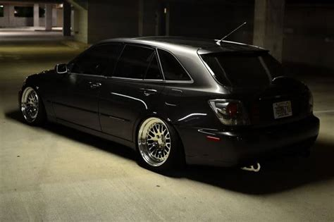 lexus is300 wagon slammed ccw 18 215 11 on slammed lexus is300 sportcross