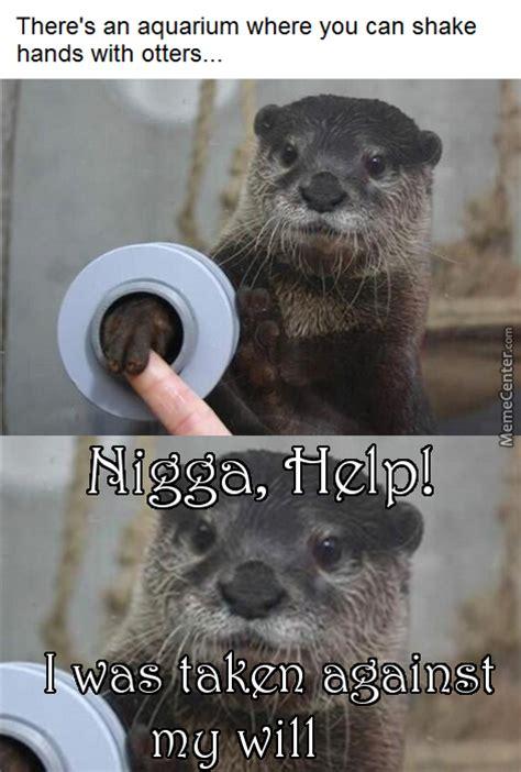 Otter Love Meme