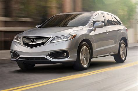 2016 acura rdx 2016 acura rdx reviews and rating motor trend