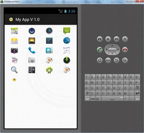 gridview android gridview android widgets exle