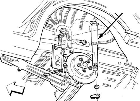 pt cruiser rear suspension diagram 2001 pt cruiser parts diagram wiring diagram with