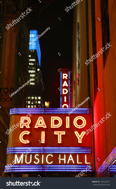 Exceptional Radio City Christmas Spectacular Address #2: Stock-photo-new-york-december-new-york-city-landmark-radio-city-music-hall-in-rockefeller-center-on-168555977.jpg