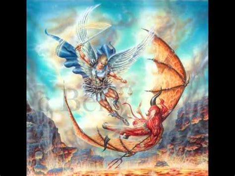 imagenes de dios venciendo a satanas el bien y el mal dios vs satan 225 s youtube