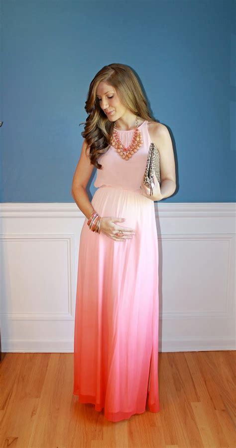 Showers And Pregnancy by Outfitted411 I In Ombre