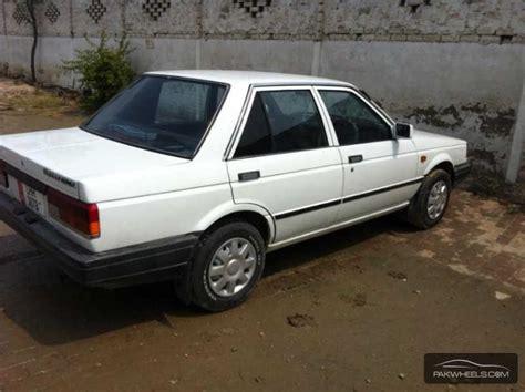 Nissan Sunny 1986 For Sale In Karachi Pakwheels