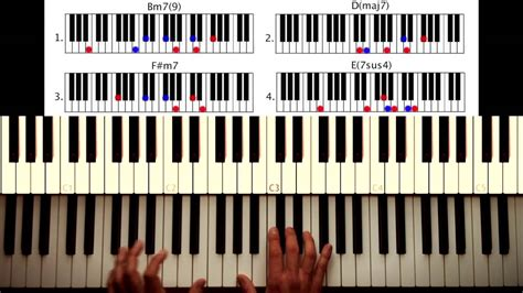 tutorial piano get lucky how to play get lucky daft punk original piano lesson