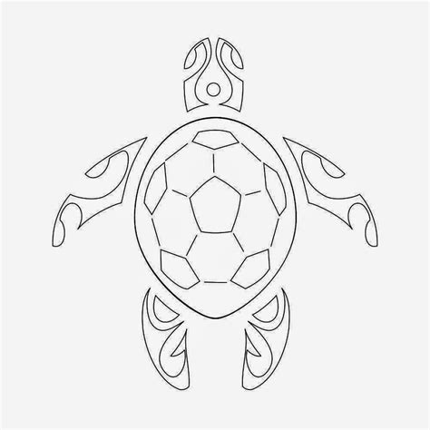 tribal tattoo template tattoos book 2510 free printable stencils turtle
