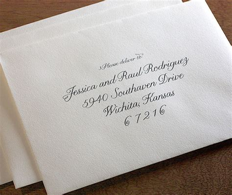 can you print labels for wedding invitations letterpress wedding invitation letter impressed by