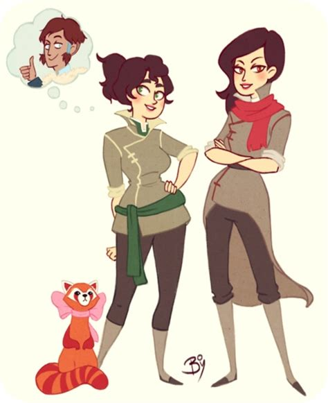 Blender Zuko thepinkpowderroom mako and bolin rule d 63 by cheeky bee