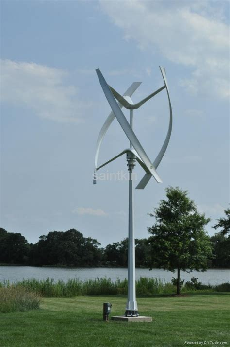 Small Home Wind Power Generator Small Wind Turbine Generator 1kw Saintkin China