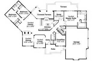 mediterranean home floor plans mediterranean house plans grenada 11 043 associated designs