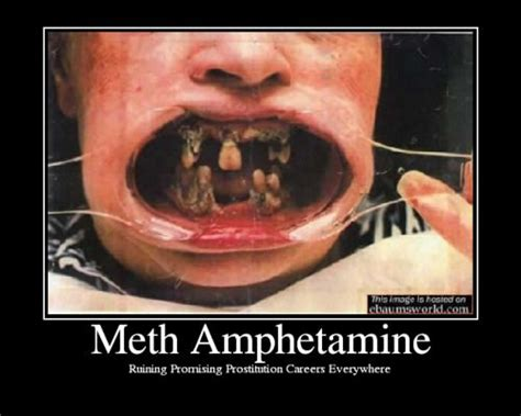 How Do You Detox From Meth by Doing Methhetamine Anti Meth Caign