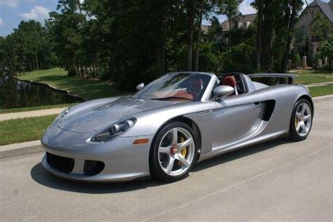 Porsche 2005 For Sale by 2005 Porsche Carrera Gt For Sale