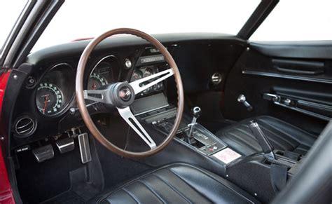 image gallery 68 corvette interior
