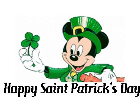 st s day disney mickey mouse clipart st patricks day pencil and in color
