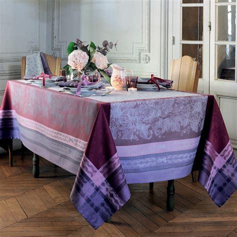 tischdecken thiebaut garnier thiebaut tischdecke ribambelle for lifestyle shop