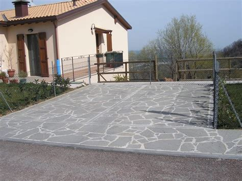 pavimenti per cortili esterni pavimentazioni per esterni idee per il design della casa