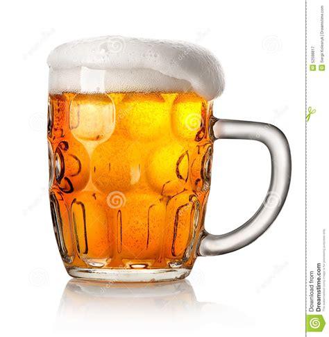 Big Mug Of Beer Stock Photo   Image: 52598817