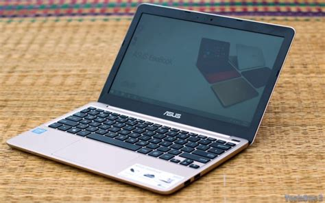 Laptop Asus Eeebook X205ta asus eeebook x205ta review the chromebook competitor