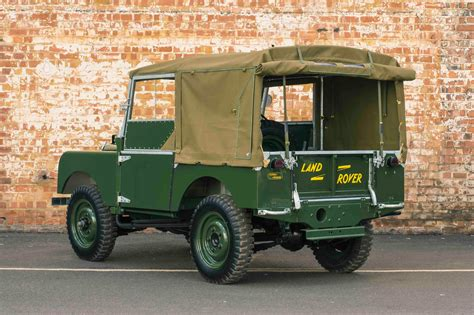 land rover series 1 for official buying guide land rover series i