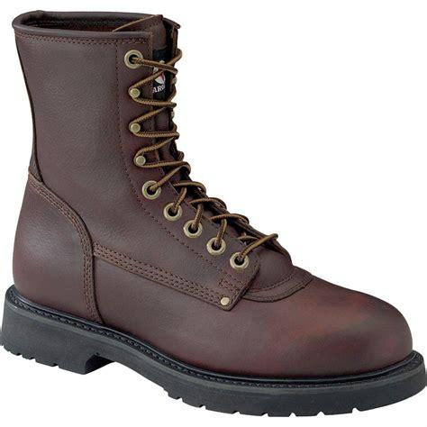 s carolina work boots s carolina 8 quot steel toe boots briar 102864 work