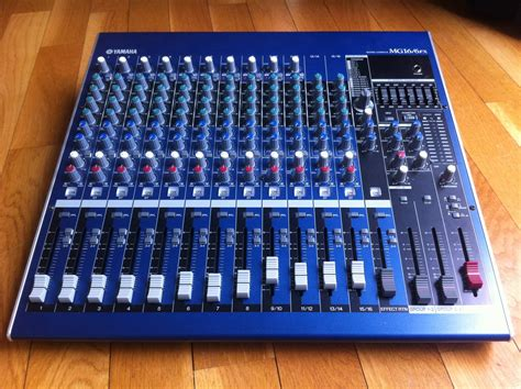 yamaha mg16 6fx image 415644 audiofanzine