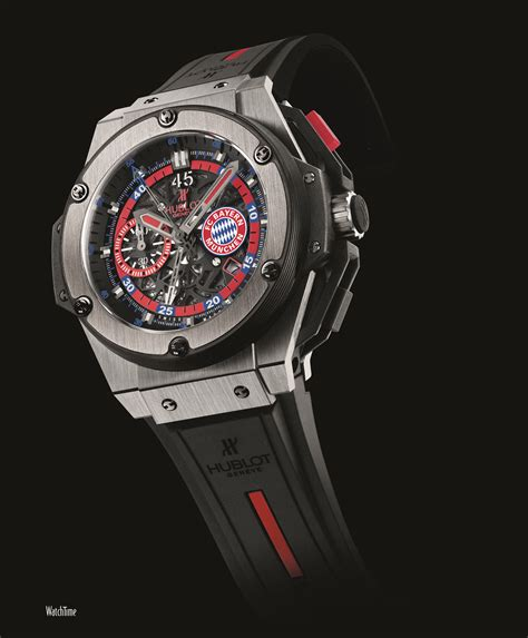 Curren King Power hublot king power fc bayern munich profile watchtime