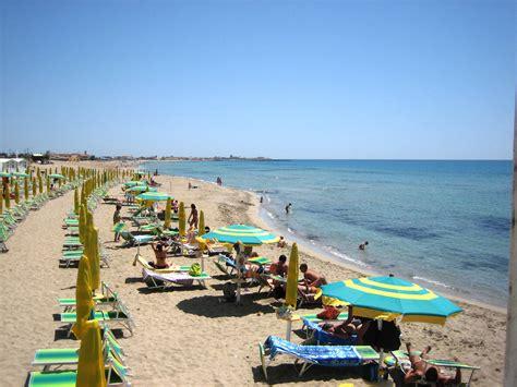 le di mare e spiagge a marsala la salinella vacanza marsala