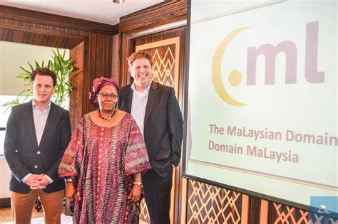 dot ml dilancarkan  malaysia domain percuma