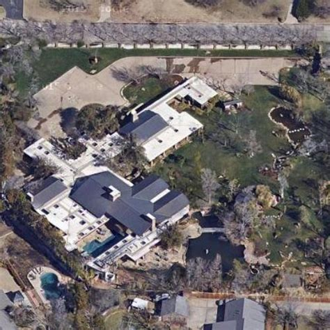 aubrey mcclendon house harold hamm s house in oklahoma city ok google maps virtual globetrotting
