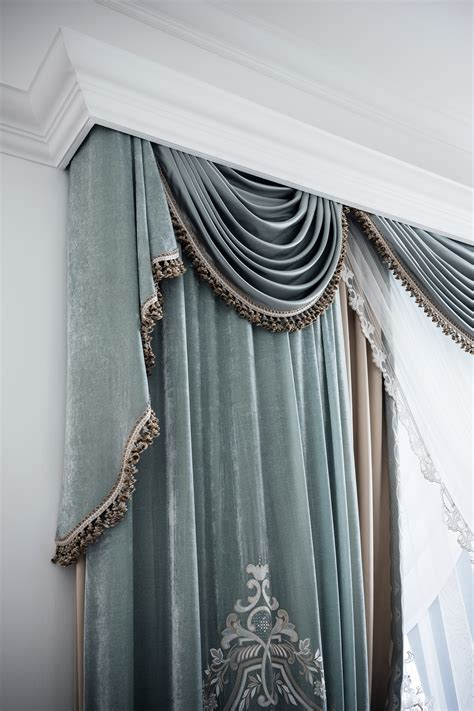 formal drapes formal swag treatments shipping world wide