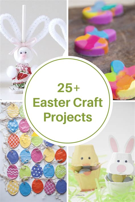easter craft projects for plastic easter egg crafts and activities the idea room