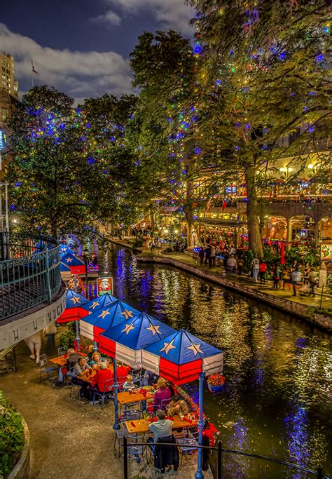 san antonio riverwalk lights lights on the river walk