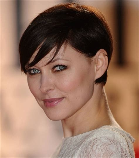 hairstyles brown hair short look gorgeous with very short hairstyles hairstyles 2018